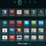 Develop apps for Samsung Smart TV